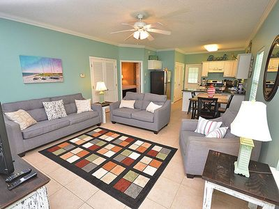 Photo for NEW LISTING! Orange Beach Villa 4351B - Pet Friendly Villa minutes from beach
