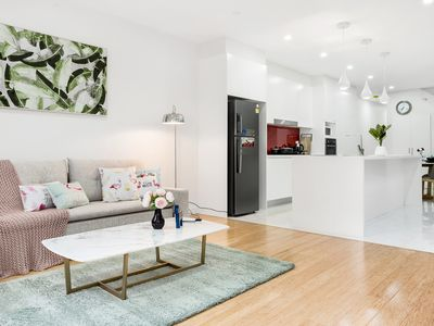 Photo for Luxury and stylish house in Rozelle with parking