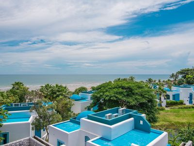 Photo for 2BR Condo Vacation Rental in Tambon Hua Hin, จ.ประจวบคีรีขันธ์