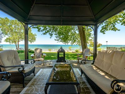 Photo for Lakeside Getaway On Shores Of Lake Erie - Now Booking for 2019!