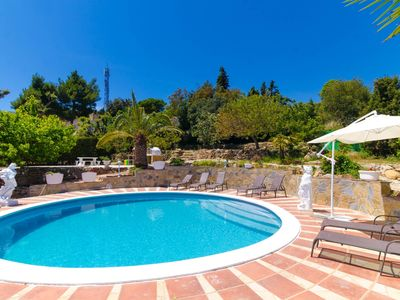 Photo for Club Villamar - Nice semi-detached house with private swimming pool, garden and barbecue