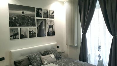 Photo for Big Apple House: Total comfort in Turin Porta Susa