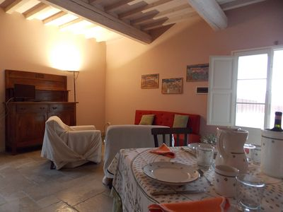 Photo for Erika - Apartment in Tuscany Luxury Villa The Pilloro