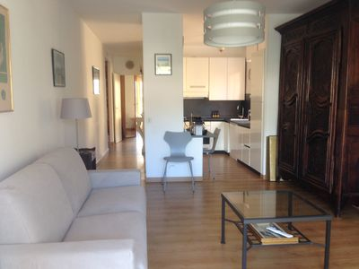 Photo for Beautiful 2 rooms with terrace in the center of Menton 6 minutes from the sea