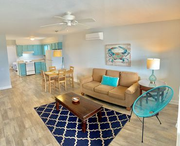 Photo for Atlantic Oasis ,NEW for 2018,Renovated, less than 1 block to the beach!