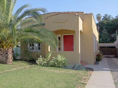 Photo for Family-Friendly Spanish Cottage in Walkable Eagle Rock- 3 Bedrooms + 2 Bathrooms