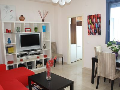 Photo for Lovely Apartment In The Most Typical District Of Seville: Triana