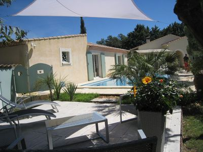 Photo for Cozy Cottage in the Very Heart of Provence Among Oliver Trees