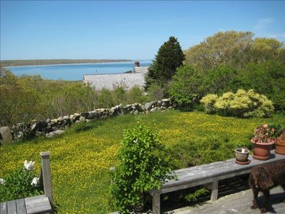 Photo for Fully Appointed Water View House  Ten Minutes Walk from Beach
