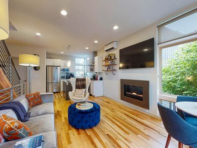 Photo for NEW LISTING: New modern townhome w/ rooftop deck & view of the Seattle skyline!