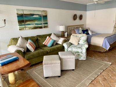 Photo for Comfortable, Nicely appointed Beach View Condo