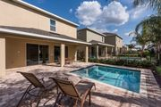 Encore Resort 3 - pool, game room, theater room & free shuttle to parks - Five Bedroom House, Sleeps 10
