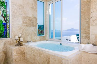 Our very special master bath