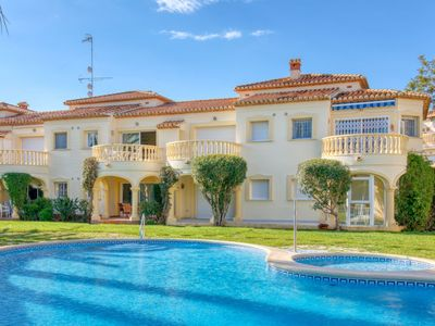 Photo for Apartment Almadrava Sol in Dénia - 4 persons, 2 bedrooms