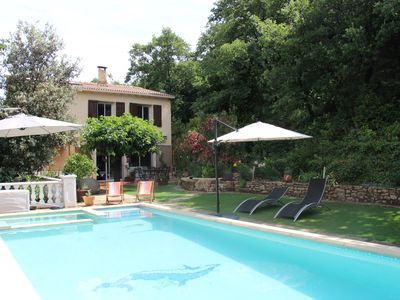Photo for Nice home for the holidays, between Avignon and Uzes