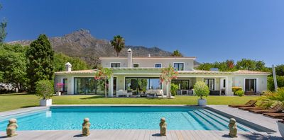 Photo for Villa La Galeria, Luxury 5+ Bedroom Marbella Villa Sleeping 11