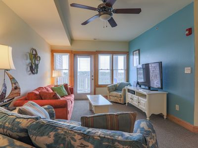 Photo for 2 Bedroom | Soundfront | Nags Head | Ocean and Sound Views | Sleeps 6