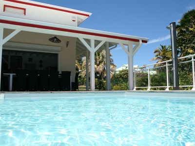 Photo for 5BR Villa Vacation Rental in SAINT FRANCOIS, 97118