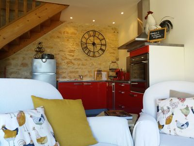 Photo for Wine Tasting Breaks. Air-Conditioning. Self-Catering. B'fast. Supper. Restaurant