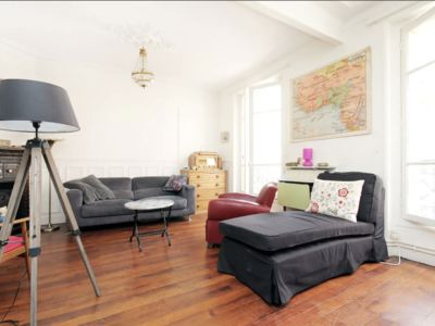 Photo for Spacious & cozy apt in Montmartre