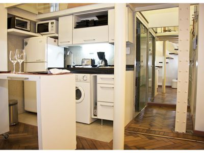 Photo for Best Loft In The Heart Of Recoleta. Stunning Designed. Unbeatable Location.