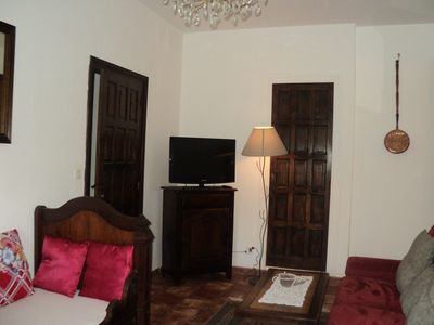 Photo for Rental T3 65 m² in house on one level located 400 m from the village (4 pers.) WIFI