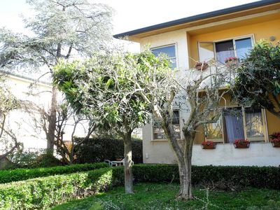 Photo for Independent house in Viareggio, in a quiet area not far from the sea