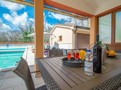 Photo for Villa Casa Manera Holiday home with the heated Swimming Pool