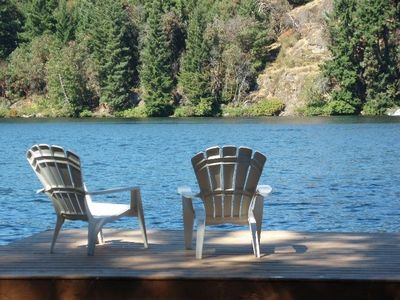Photo for Luxurious Lakeside Living on Long Lake in Nanaimo