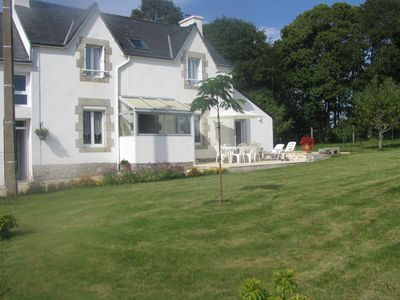 Photo for 3BR House Vacation Rental in Névez, Bretagne