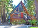 3BR House Vacation Rental in Tahoe City, California