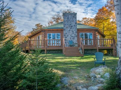 Photo for 3BR Lodge Vacation Rental in Greenville, Maine
