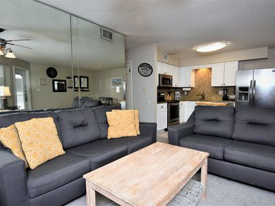 Photo for Sandpiper 11A ~ Beachside Condo with Poolside Views ~Bender Vacation Rentals