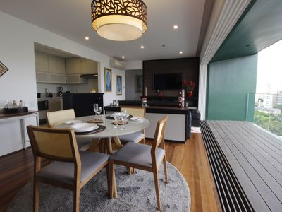 Photo for Luxurious and comfortable design apartment