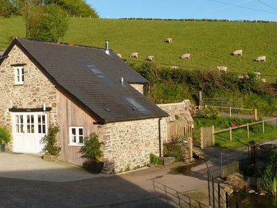 Charming detached stone cottage set in the heart of Exmoor