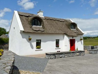 Photo for BALLYGLASS THATCHED COTTAGE in Curraghboy, County Roscommon, Ref 10139