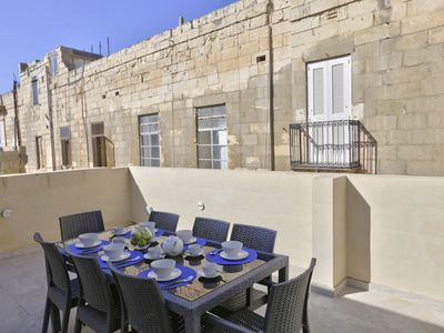 Photo for Valletta 3-bedroom Duplex Penthouse