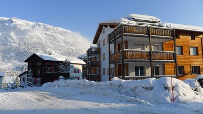 Photo for Spacious, Modern Apartment In One Of Switzerland's Top Ski And Summer Resorts