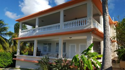 Photo for Sands Beachfront : RARE VIEQUES OCEANFRONT