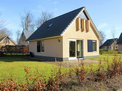 Photo for Pleasant Holiday Home in Gaasterlân-Sleat With Parasol