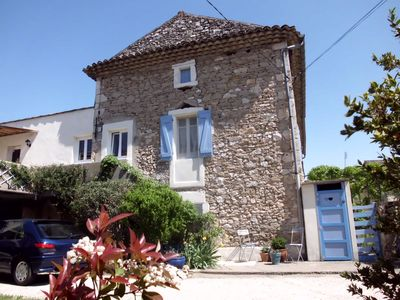 Photo for Calm, charm, comfort and freshness, close to the river and the village