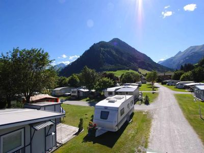 Photo for Comfort Pitch 2 persons Caravan - Car - National Park Camping Andrelwirt