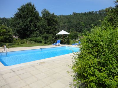 Photo for House with private pool near the major sites of Périgord