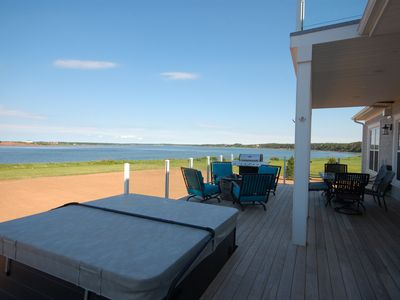 Photo for 5 Star PEI Summer Waterfront Home