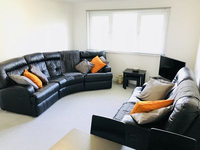 Photo for 2 BR Aberdeen Apartment Near The Beach & River Don - Free Parking + Free Wi fi