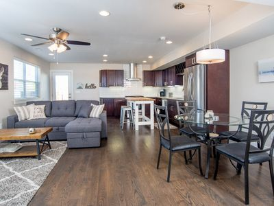 Photo for 2bd/2.5ba Baker Townhome w/Rooftop Patio