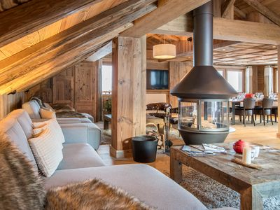 Photo for 6BR Chalet Vacation Rental in Les Allues, Auvergne-Rhône-Alpes