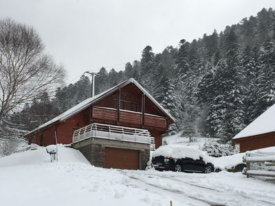 Photo for Chalet/House in Verchaix-Morillon, close to a ski resort; sleeps 6 to 10