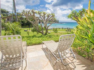 Photo for Maui misses you, come relax at this 1Bd/1Ba Kahana Sunset Condo!