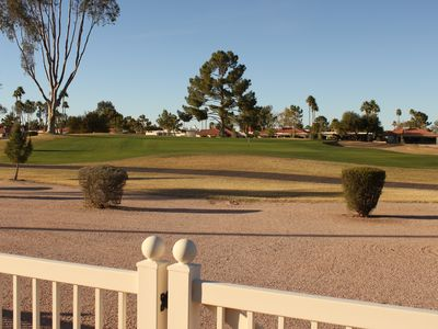 Photo for NEW!! On Lovely Par3 Green on Cottonwood Golf Course-SunLakes FEB, MAR, APRIL